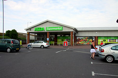 Northern England 2012 #024 Kings Lynn 300512 ASDA (Steveox55) Tags: norfolk supermarket kingslynn