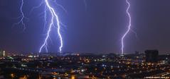 February 14 2016 Lightning 3 (Shamsul Hidayat Omar) Tags: weather nikon ken malaysia lightning omar selangor shah alam rimba hidayat greatphotographers kilat shamsul d800e