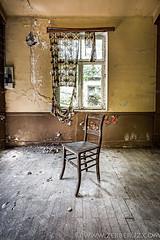 chaise perdue (ZerberuZ1) Tags: urban art abandoned canon photography eos chair solitude decay fineart fine 5d exploration derelict canonef1740mmf4lusm decayed stuhl oblivion ue manfrotto verlassen markii dystopia urbex vergessen chaisse