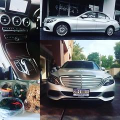 #วันนี้มีราชรถมาส่งอาหารถึงที่ #กทม #ท่านผู้ปกครองของข้าพเจ้าเอง ท่านเจ้าของรถคันนี้ #เพิ่งได้ทะเบียนมาหมาดๆ #ทะเบียนประมูล #ขอนแก่น #ง๊อออวว #รุ่นใหม่ล่าสุด #ตัวจริงสวยวุ้ย #c300bluetechybrid #ขอบพระคุณมากๆนะขอรับ 🙏🙏🙏😍:kissing_h