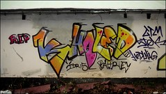 #bunt (by Andy) Tags: graffiti dresden rip khaled bunt 2016 kaltland 220hs