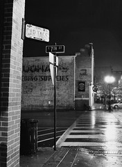 License & Registration Please (TnOlyShooter) Tags: street film wet night analog mediumformat tennessee columbia maury ilforddelta3200 mamiya6451000s countyclerk mamiyasekorc55mmf28 filmboxlab