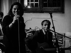 Sugar Pie And The Candymen @ Zingar Jazz Club (lorenzog.) Tags: bw italy club nikon italia livemusic jazz swing singer jazzclub faenza d300 italianjazz zingar jacopodelfini sugarpieandthecandymen georgiaciavatta