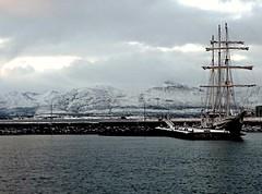 Troms, Norway (802701) Tags: mountains norway tallship arcticcircle tromso troms arcticlandscape