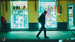 After work and School (decayleo) Tags: vienna wien street nightphotography windows people motion night 50mm prime nightlights sony streetphotography motionblur slowshutter neubau slowshutterspeed strase sonyalpha siebensterngasse mirrorless gemeindebezirk sonynex nex6