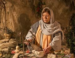 La remeiera (Alvaro Villoria) Tags: christmas navidad nol nadal lleida pessebre pesebre lasegarra santguimdelaplana pessebredelsoficisperduts