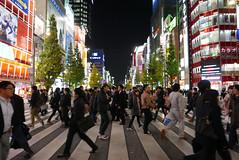 P1020030.jpg (Ryosuke Yagi) Tags: building night buildings tokyo town crossing view shot nightshot scene electronics  akihabara nightscene nightview electronic     electronictown