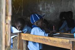 IGBAGA SCHOOLBOY. Igbaga, Ikorodu, 2015. (cadi.cliff) Tags: africa travel boy portrait west child state classroom photojournalism lagos study westafrica nigeria activism socialchange portraitphotography ikorodu youthdrivenchange