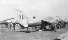 XS695, UK - Air Force Hawker Siddeley Kestrel FGA1 (planebrains) Tags: uk 1966 airforce farnborough kestrel hawkersiddeley ukairforce xs695