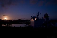 Bow Flora (Rhannel Alaba) Tags: sunset brazil sunrise nikon terminal d90 tgl pido alaba aratu rhannel sunriseattglterminalaratu