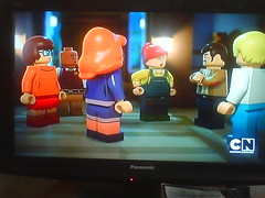 Lego Scooby-Doo! (hernánpatriciovegaberardi (1)) Tags: america jones lego time cartoon wb jr system warner broadcasting latin fred animation daphne network scoobydoo blake freddy bros turner inc velma frederick dinkley latinoamérica