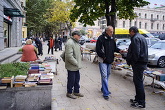 Deal ... (Bijanfotografy) Tags: street georgia nikon random candid streetphotography tbilisi freedomsquare nikon28mm28ais nikond800