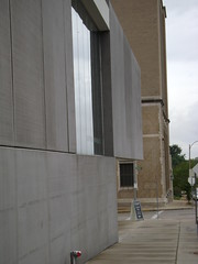 MOCA St Louis (31) (Peter Newton, Assoc AIA, CSBA, PMP) Tags: contemporaryart stlouis missouri urbanism modernarchitecture urbanplanning grandcenter urbanrevitalization alliedworks urbanredevelopment bradcloepfil urbaninfill mocastlouis
