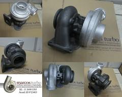 Turbo John Deere recondicionado (Marcos Turbo) Tags: turbina recondicionamento turbojohndeere