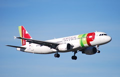 CS-TNK A320 TAP Air Portugal