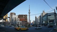 Asakusa & Sumida River Walk (Danny Choo) Tags: asakusa