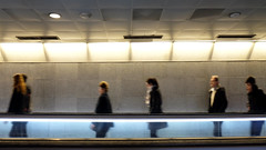 (Assun) Tags: barcelona underground metro tmb gener passatgers