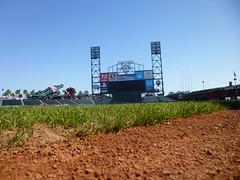 AT&T Park (christianzink) Tags: park usa west coast san francisco baseball stadium roadtrip giants amerika att rundreise staaten westkste vereinigte traumurlaub
