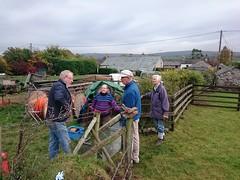 Claire (b4ruralnorth) Tags: yorkshire lancashire jfdi cumbria spades barnstormers heroines b4rn digitalbritain ladiesofgrit