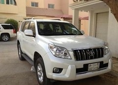 Toyota - Prado TXL - 2011  (saudi-top-cars) Tags: