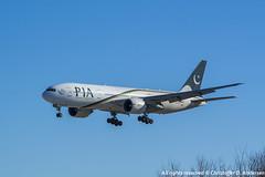 AP-BGL (10) (Christoffer Andersen) Tags: oslo airplane boeing pia osl b777 pakistaninternationalairlines b777200 b777200er passengerplanes osloairportgardermoen
