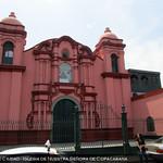 Iglesia Nuestra señora de copacabana