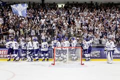 Leksands IF 2015-08-22 (Michael Erhardsson) Tags: hockey arena if norra derby superstars lif 2015 leksand ishockey premir st klacken leksands duellen hejarklack tegera hemmapremir gvledala 20150822