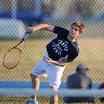 CHS Varsity Mens Tennis vs RNE 3-10-2016