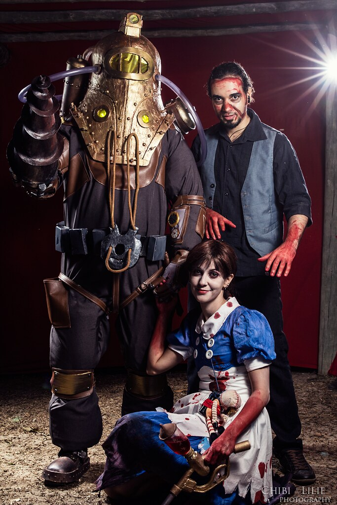 The World S Best Photos Of Bioshock And Sister Flickr Hive