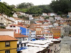 Cudillero (bsanchor) Tags: costa mar asturias verano casas vacaciones cudillero fachadas cantbrico
