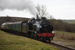 "Southern Railway ""U"" Class (Kingfisher1951 David Ward) Tags: class steamlocomotives swanagerailwayspringgala southernrailwayu"