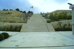 Mahmoud Darwish Memorial (thausj) Tags: memorial palestine ramallah palstina mahmouddarwish mahmouddarwishmemorial jaafartouqan palestinememorial albirwehpark