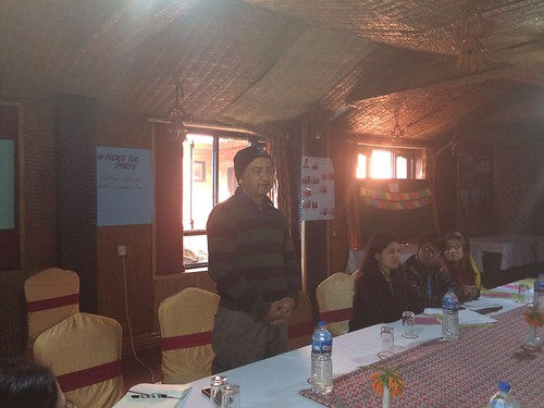 International Women's Day 2016: Nepal
