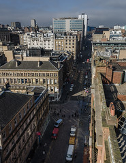 The Lighthouse View (Duncan Howard) Tags: street city uk urban lighthouse architecture photography scotland glasgow charles scapes rennie mackintosh the