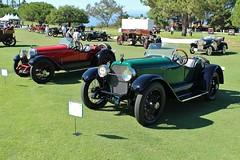 23rd Annual Palos Verdes Concours d'Elegance (USautos98) Tags: mercer 1922 1921 raceabout