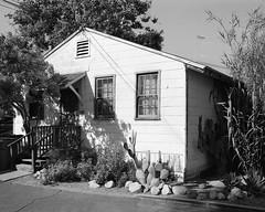 Santa Barbara (westkauai) Tags: california bw santabarbara pentax takumar trix fenestration pentax6x7 75mmlens