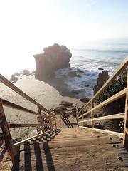 El Matador State Beach (ensign_beedrill) Tags: ocean stairs pacificocean beaches elmatador elmatadorbeach elmatadorstatebeach malibutrip2016