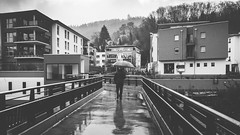 Karfreitag in Weinheim (sfp - sebastian fischer photography) Tags: urban wet rain umbrella walk streetphotography rainy raining regen nas spaziergang weinheim karfreitag regenschirm 2016 feucht verregnet
