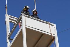 Vantage Point (adelaidefire) Tags: port fire south australian service years sa metropolitan brigade mfs 125 pirie samfs safb