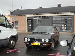 BMW 520 i 1987 Deventer (willemalink) Tags: 1987 bmw deventer 520