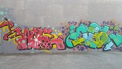 Sauce & iKool... (colourourcity) Tags: streetart graffiti sauce awesome melbourne burner tragic joiner bot melbournestreetart streetartmelbourne streetartaustralia burncity botcrew colourourcity colourourcityoz colourourcitymelbourne