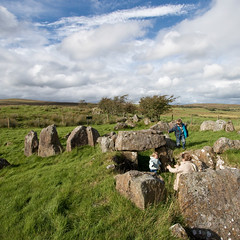 family playground (backpackphotography) Tags: ireland megalithic court photography ancient rocks stones tomb londonderry backpack era archer prehistoric derry megalith northern ireland tomb court knockoneill knockoneill