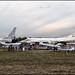 Tu-22M3 + Tu-160