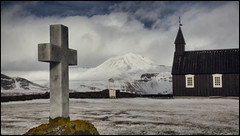 _SG_2016_03_Island_0198_IMG_0807 (_SG_) Tags: ocean winter black mountains church nature landscape island lava march iceland country natur north atlantic glacier arctic land isle vulcano búðir 2016 budir republicoficeland
