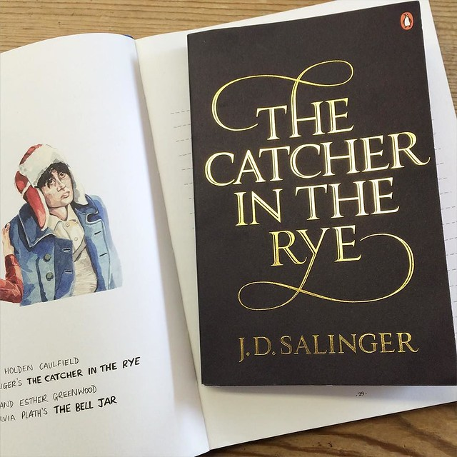 an analysis of foreign girls in the catcher in the rye ap and araby