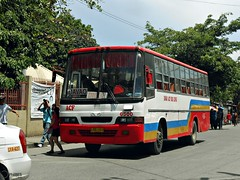 Davao ACF Bus Line 6500 (Monkey D. Luffy 2) Tags: road city bus public photography photo coach nikon philippines transport vehicles transportation coolpix daewoo vehicle society davao coaches fdic philippine enthusiasts rtr bf105 philbes