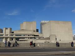 National Theatre (moley75) Tags: london southbank brutalism nationaltheatre waterloobridge centrallondon