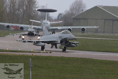 All Weather Defence! (jonny4x4uk) Tags: snow rain weather hail hurricane gina landing eurofighter spitfire takeoff dakota typhoon sleet afterburner bbmf reheat rafconingsby