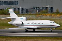 N1818S (GH@BHD) Tags: corporate aircraft aviation falcon executive falcon900 dassault trijet bizjet egac bhd belfastcityairport n1818s stephensgroup