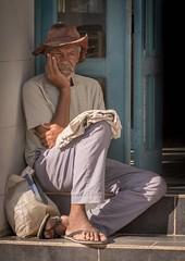 Fed Up (Chris Willis 10) Tags: people cuba cuban trindad